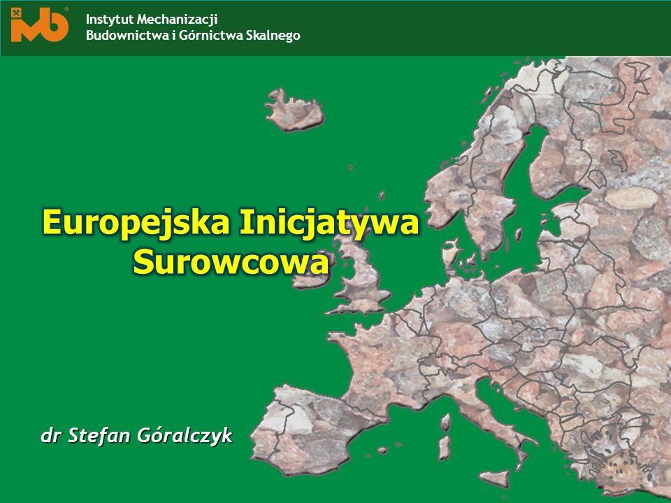 Europejska Inicjatywa Surowcowa