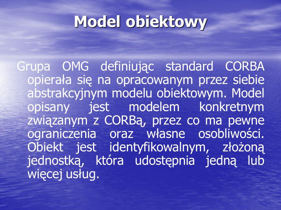 Model obiektowy