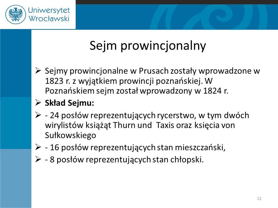 Sejm prowincjonalny