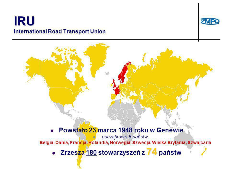 IRU International Road Transport Union