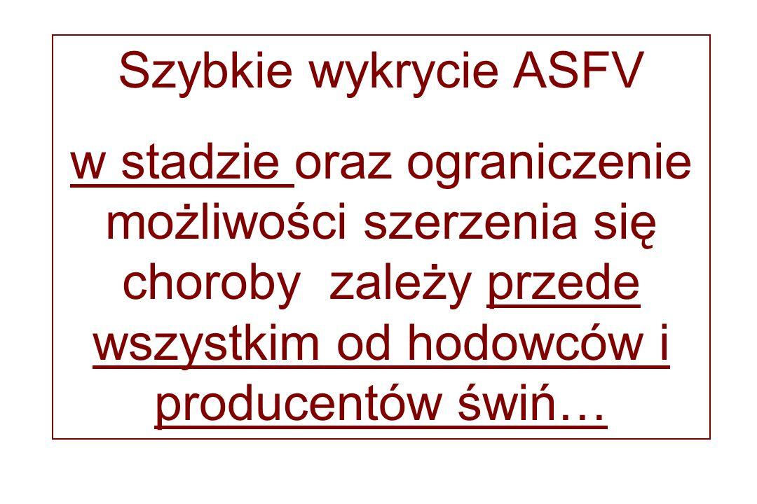 Szybkie wykrycie ASFV w stadzie oraz ograniczenie możliwości szerzenia się choroby zależy przede wszystkim od hodowców i producentów świń…