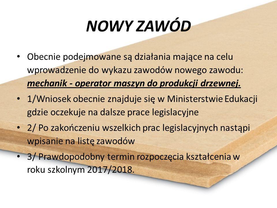 NOWY ZAWÓD