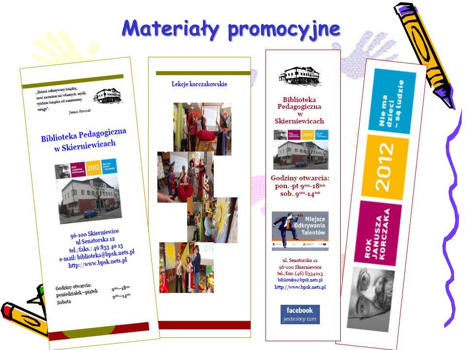 Materiały promocyjne