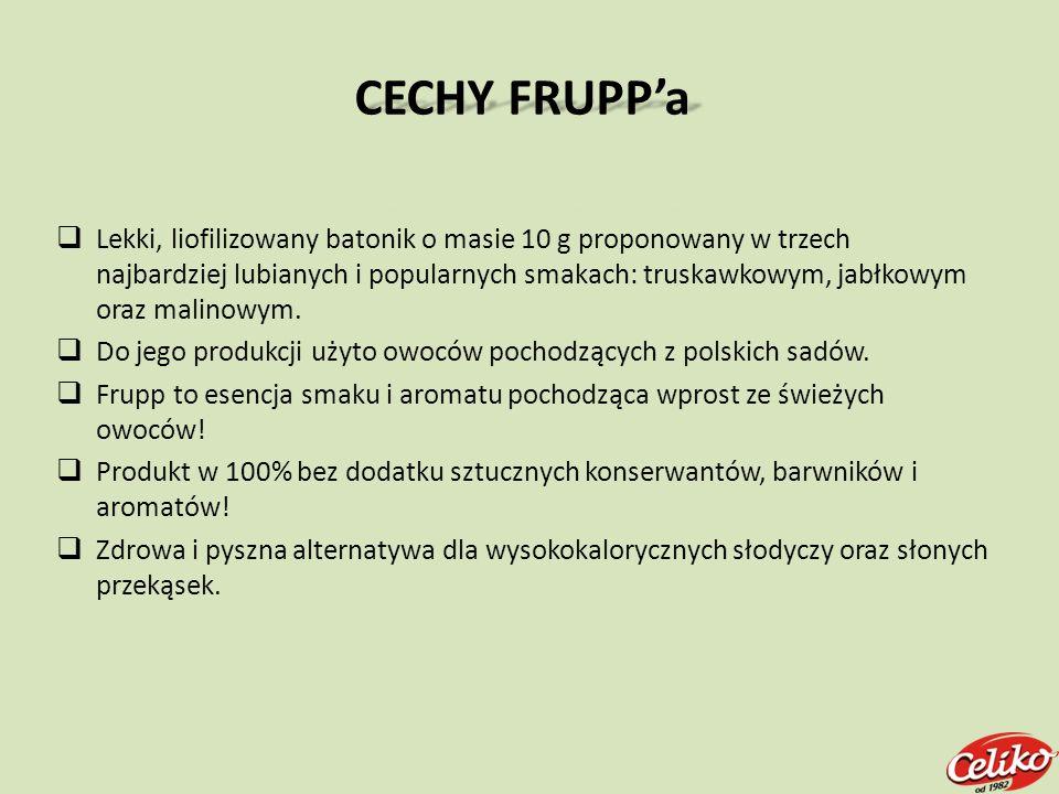 CECHY FRUPP'a