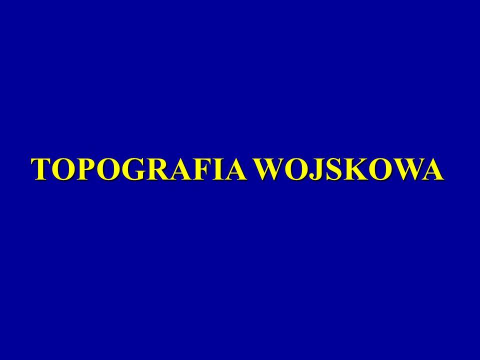 TOPOGRAFIA WOJSKOWA