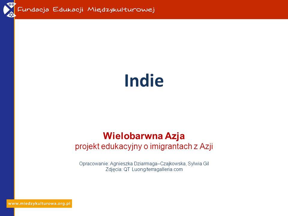 Wielobarwna Azja projekt edukacyjny o imigrantach z Azji