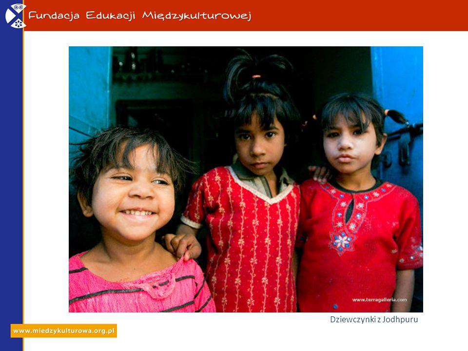 Dziewczynki z Jodhpuru