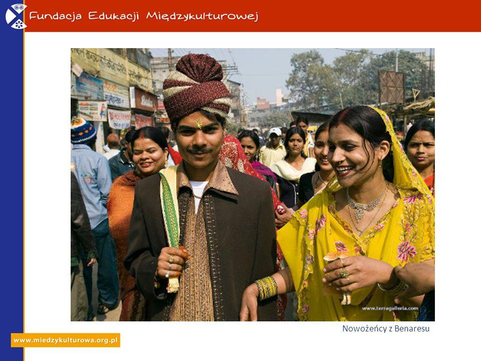 Nowożeńcy z Benaresu