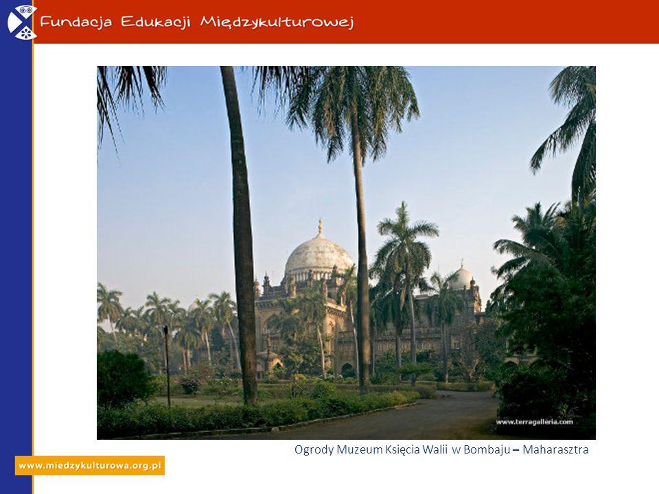 Ogrody Muzeum Księcia Walii w Bombaju – Maharasztra