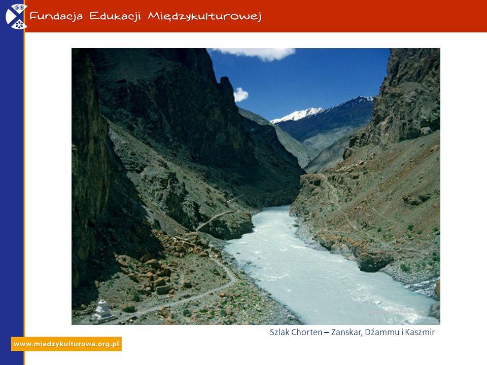 Szlak Chorten – Zanskar, Dźammu i Kaszmir