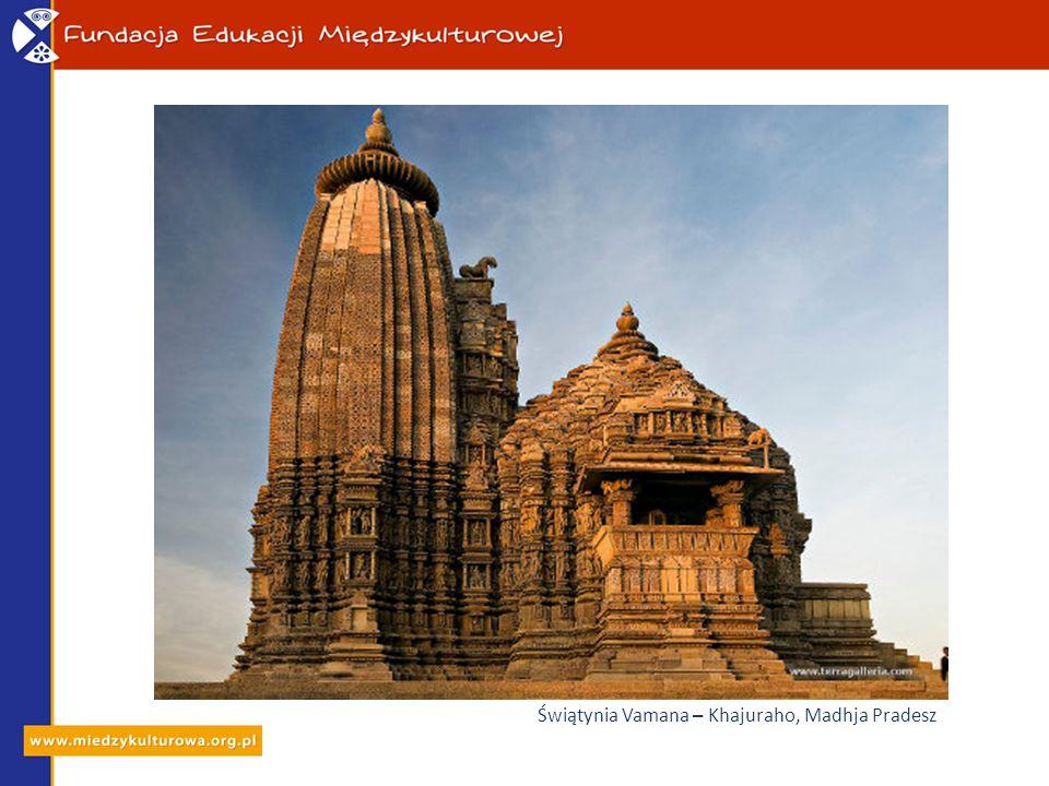 Świątynia Vamana – Khajuraho, Madhja Pradesz
