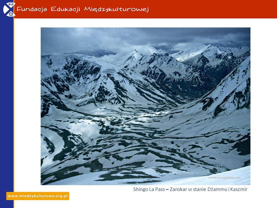 Shingo La Pass – Zanskar w stanie Dźammu i Kaszmir