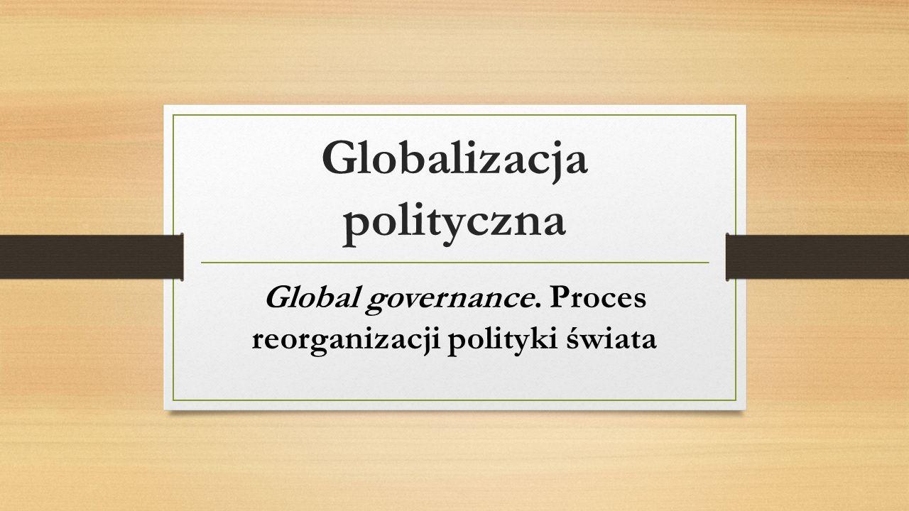 Globalizacja polityczna