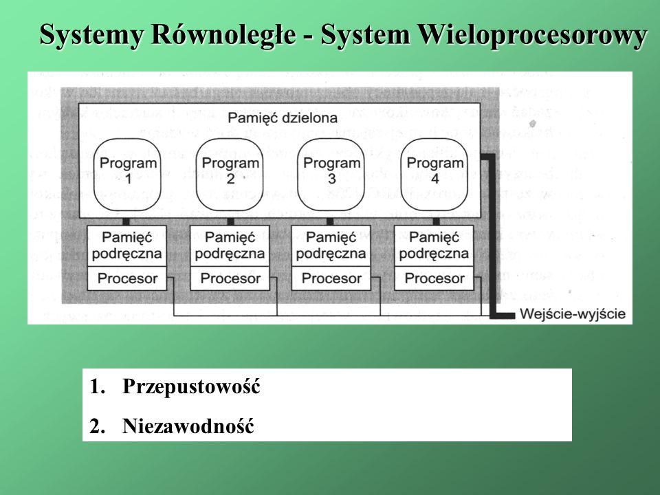 Systemy Równoległe - System Wieloprocesorowy