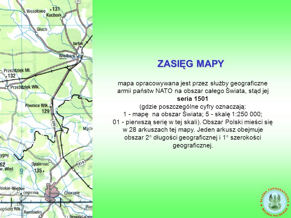ZASIĘG MAPY