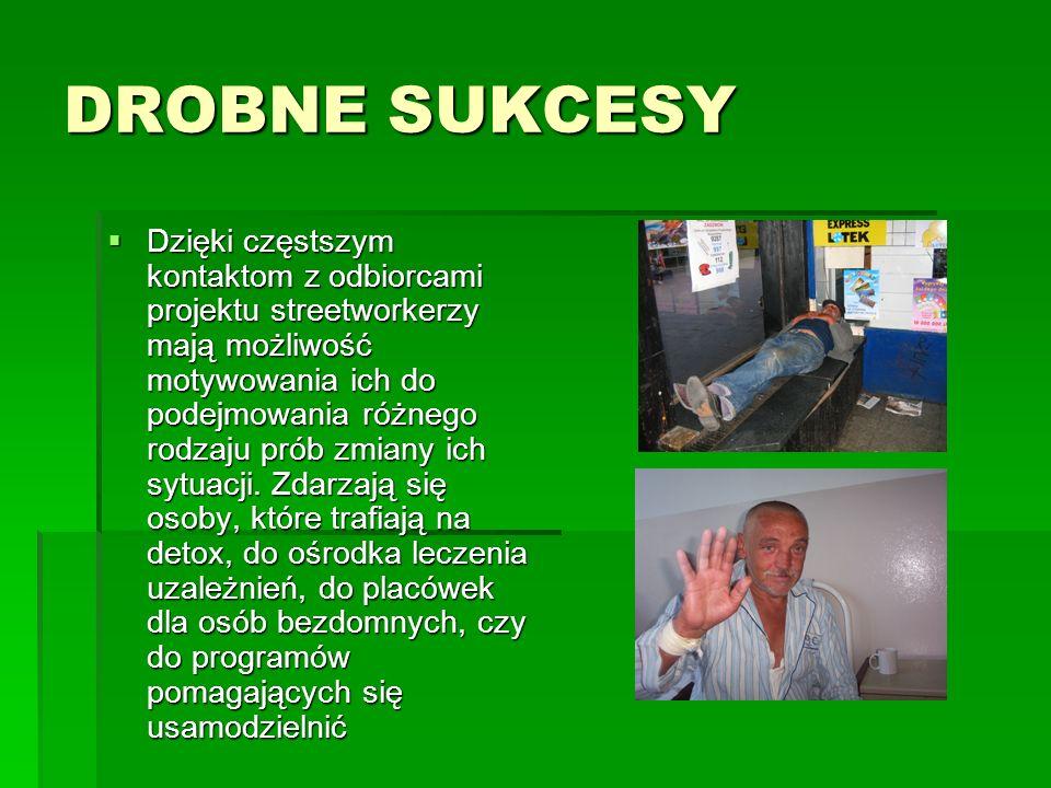 DROBNE SUKCESY