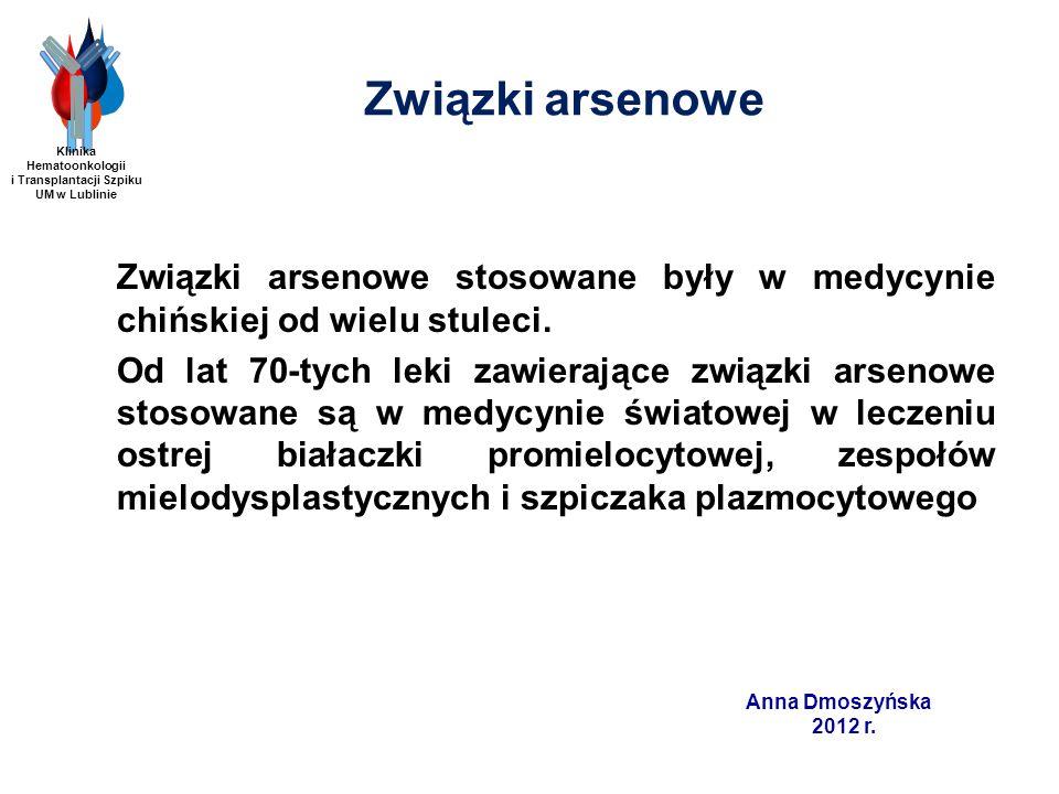 Klinika Hematoonkologii i Transplantacji Szpiku UM w Lublinie