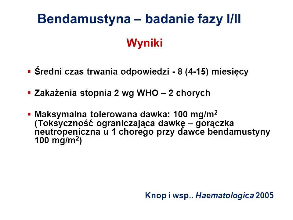 Knop i wsp.. Haematologica 2005