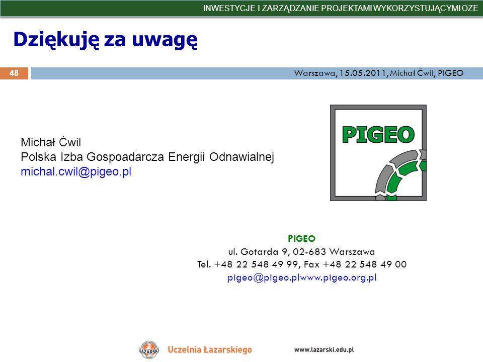 pigeo@pigeo.pl www.pigeo.org.pl