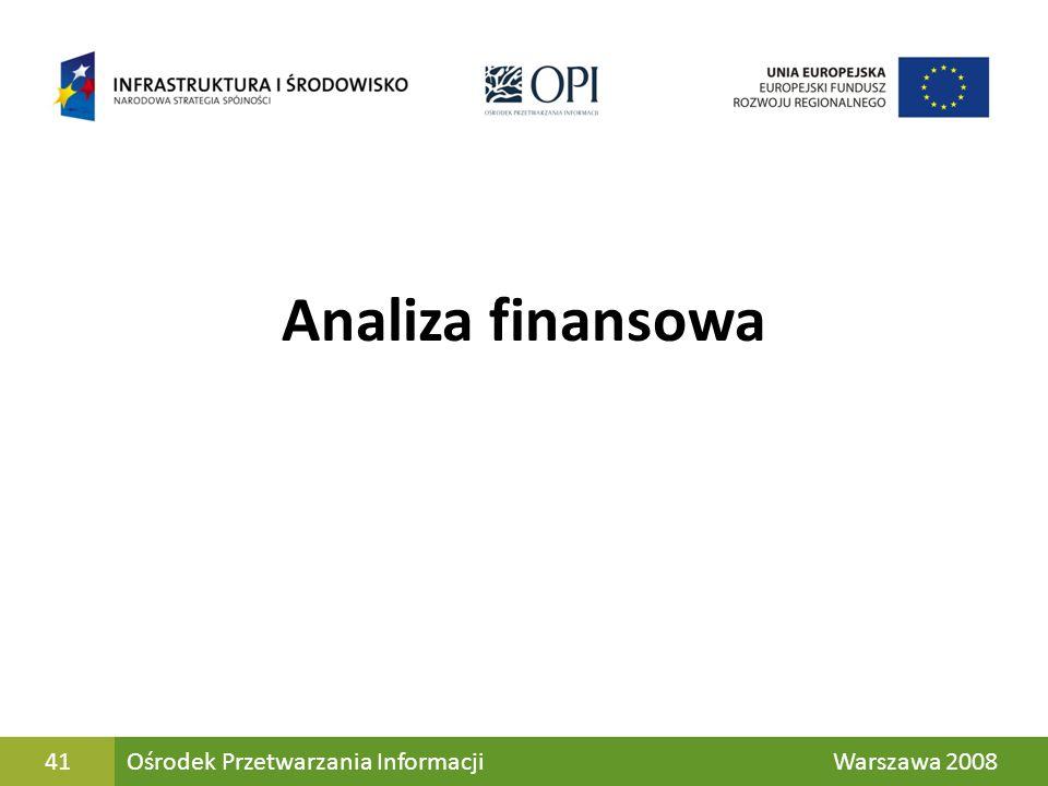 Analiza finansowa 41.