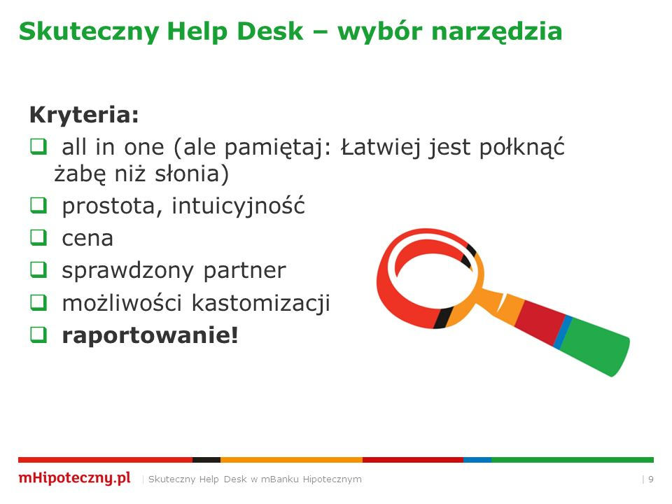 Skuteczny Help Desk – wybór narzędzia