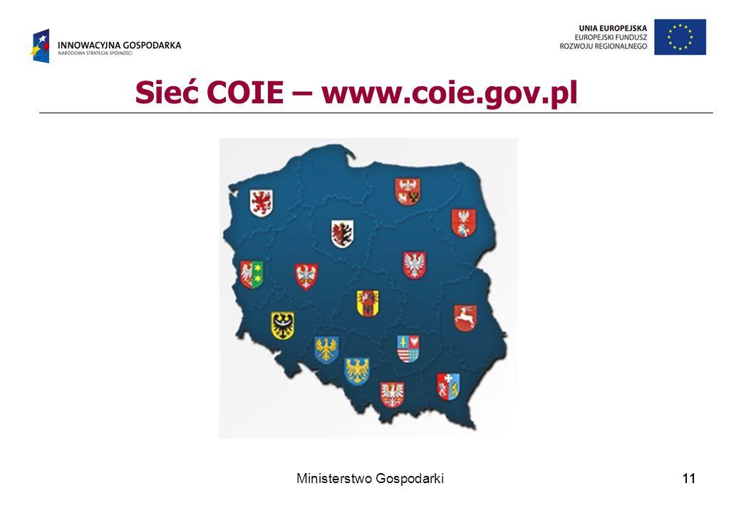 Sieć COIE – www.coie.gov.pl