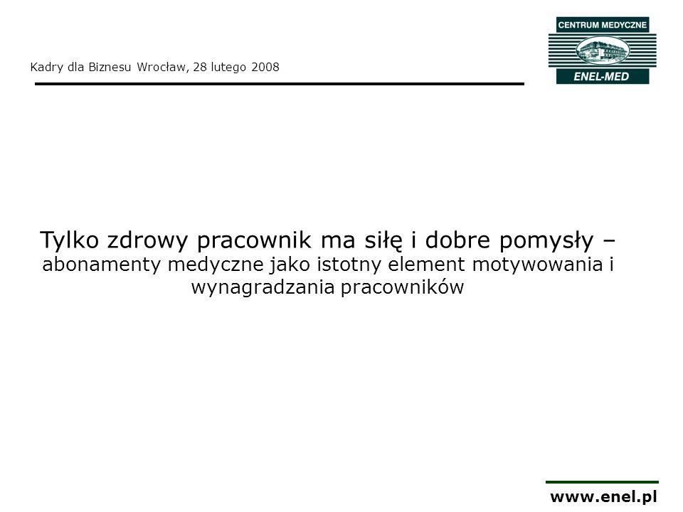 Kadry dla Biznesu Wrocław, 28 lutego 2008