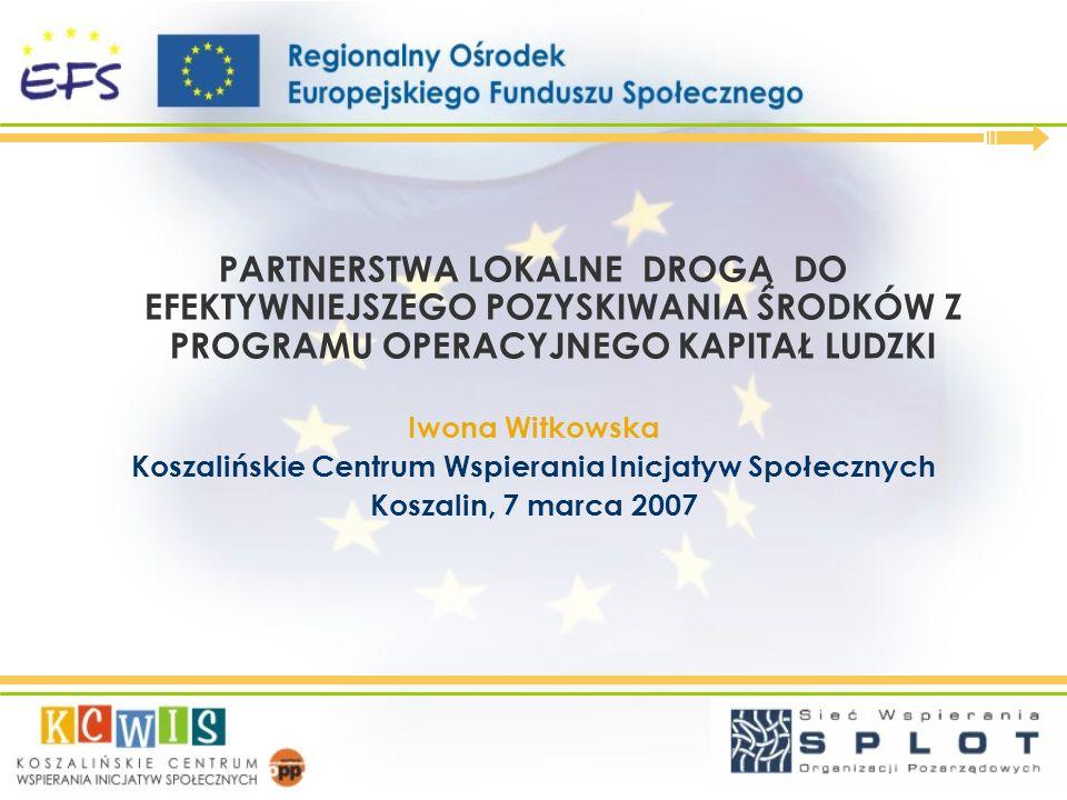 Koszalińskie Centrum Wspierania Inicjatyw Społecznych