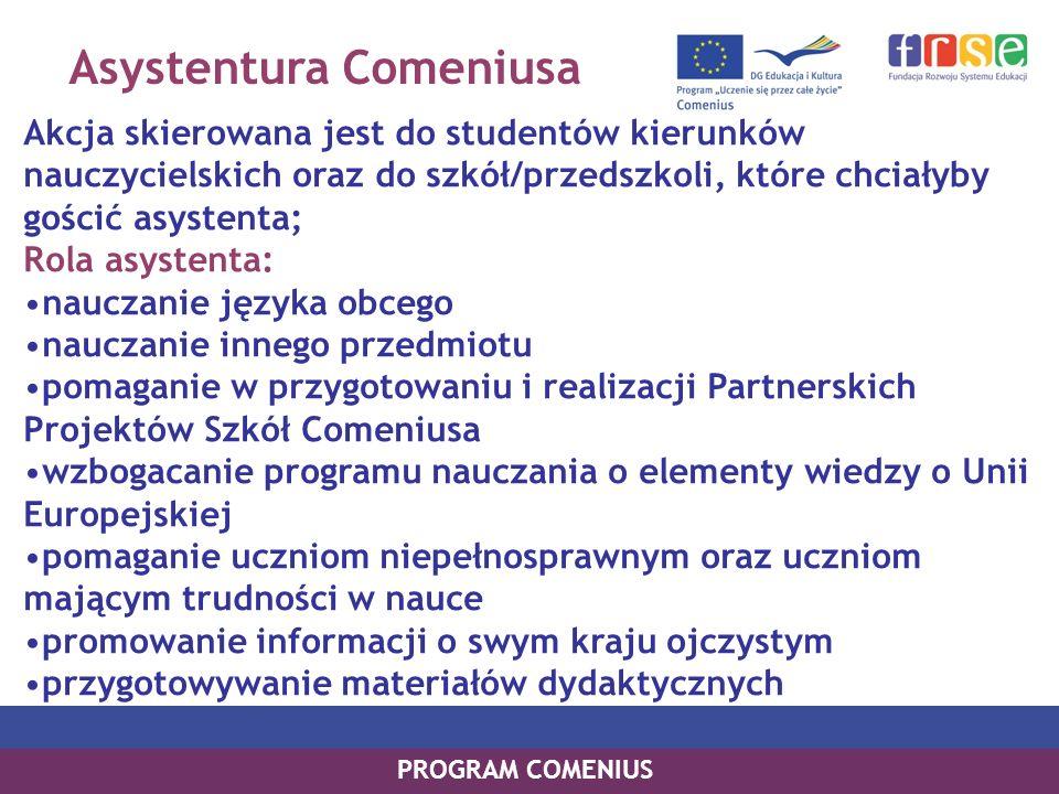 Asystentura Comeniusa