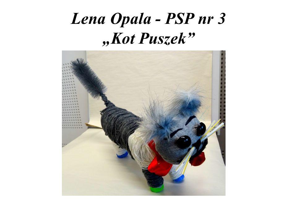 """Lena Opala - PSP nr 3 """"Kot Puszek"""