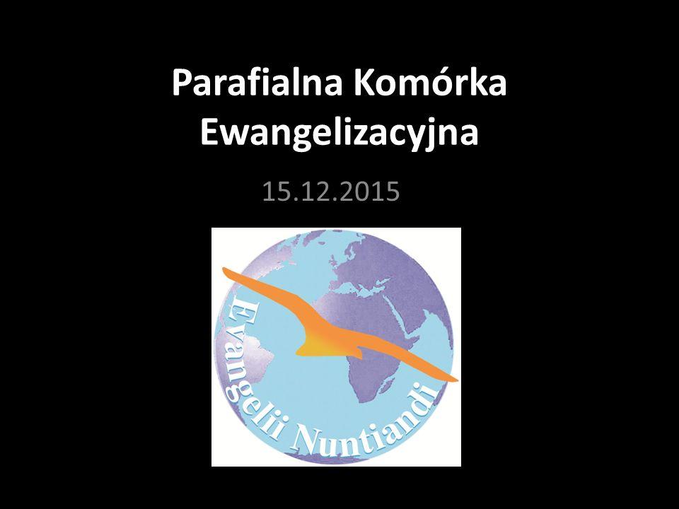 Parafialna Komórka Ewangelizacyjna