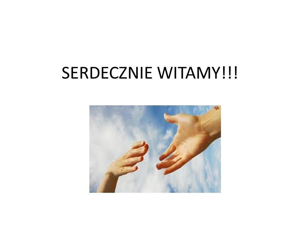 SERDECZNIE WITAMY!!!