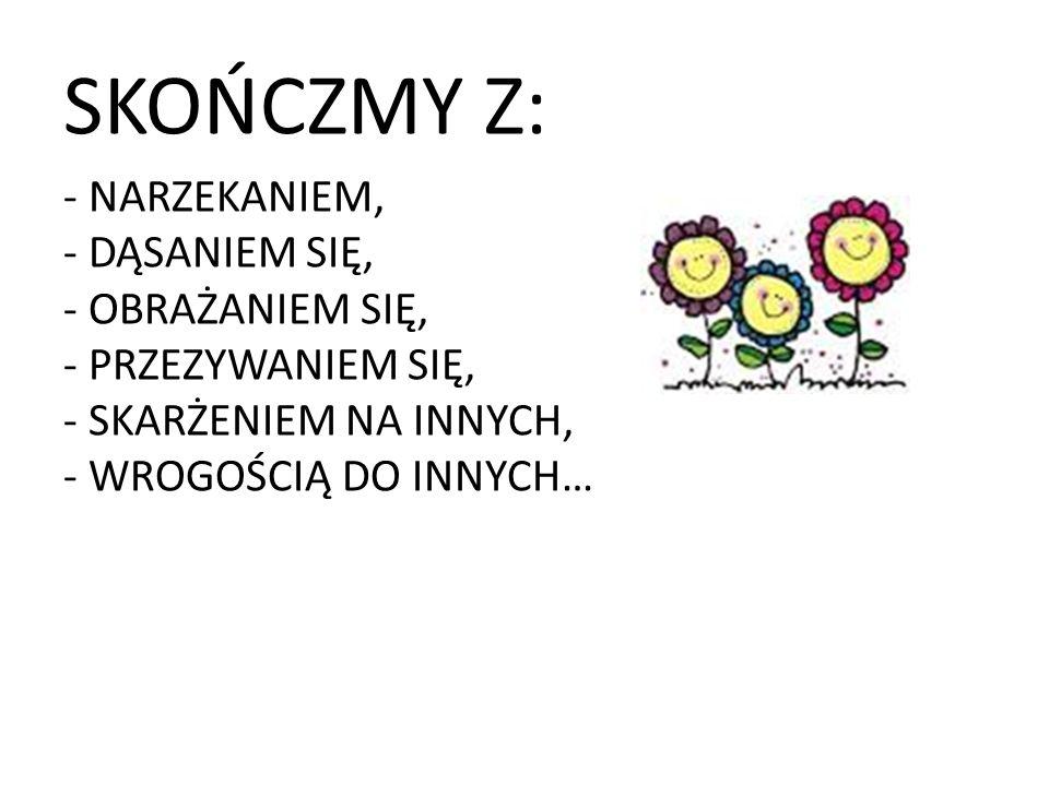 SKOŃCZMY Z: