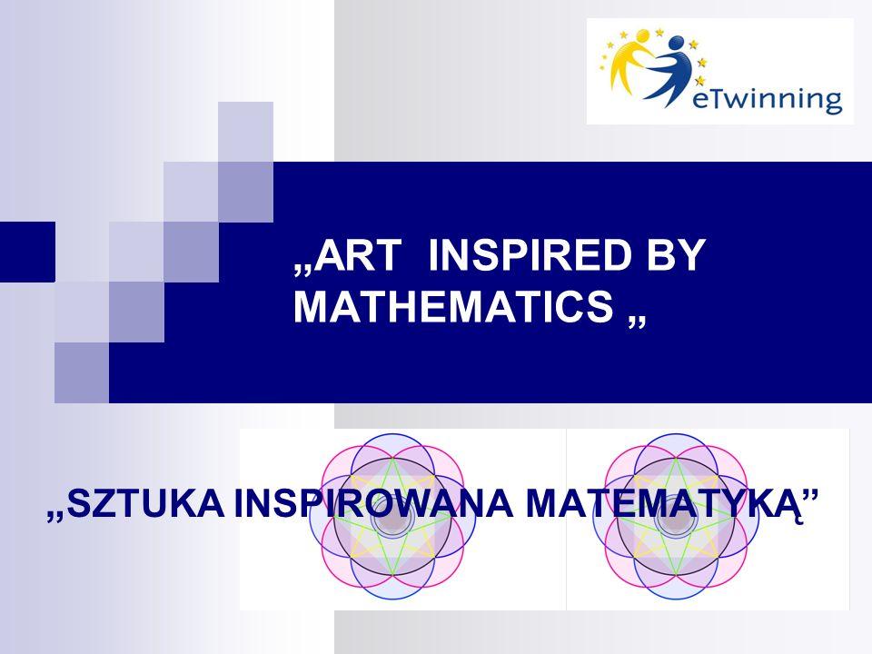 """ART INSPIRED BY MATHEMATICS """
