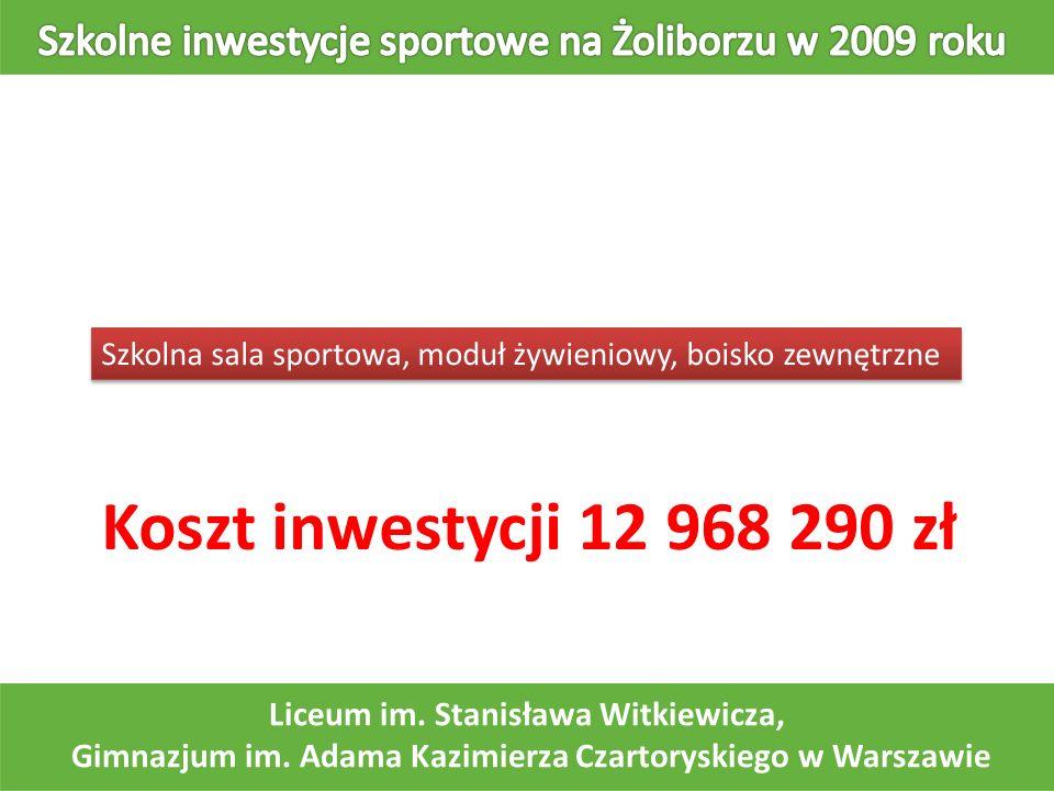 Liceum im. Stanisława Witkiewicza,
