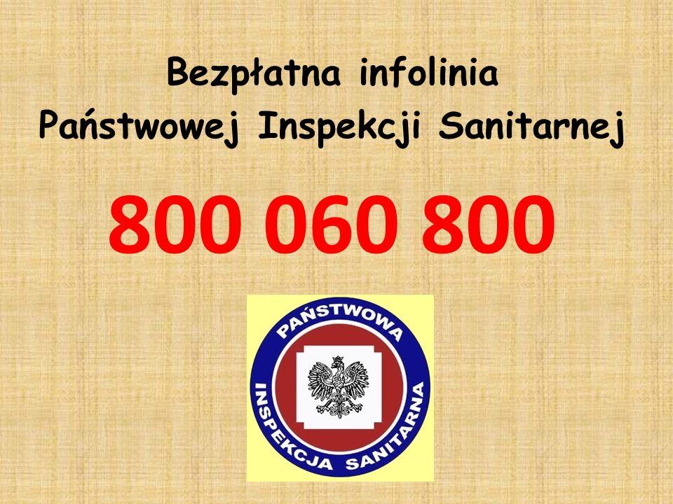 Państwowej Inspekcji Sanitarnej