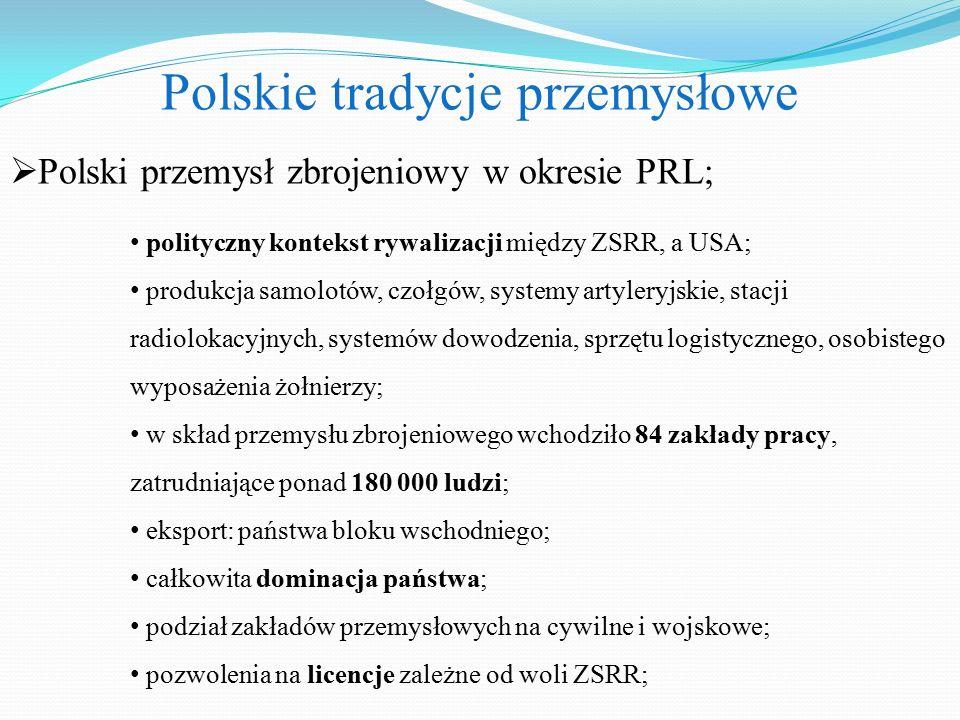 Polskie tradycje przemysłowe