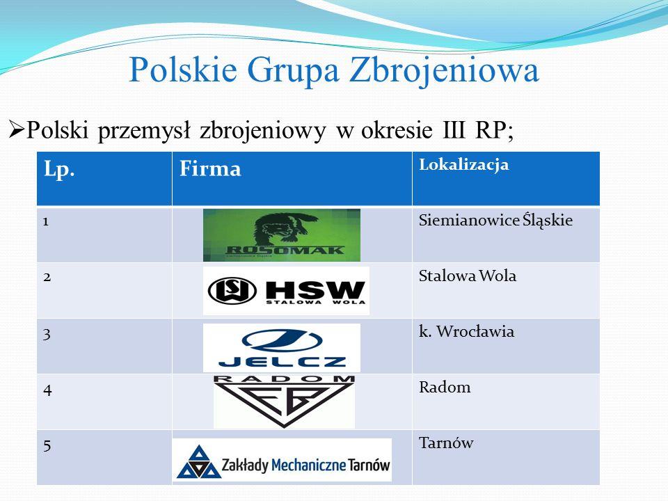 Polskie Grupa Zbrojeniowa