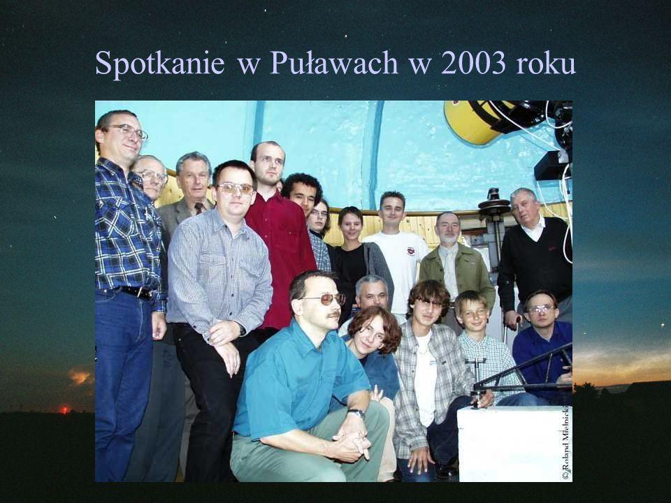Spotkanie w Puławach w 2003 roku
