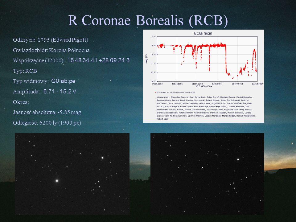 R Coronae Borealis (RCB)