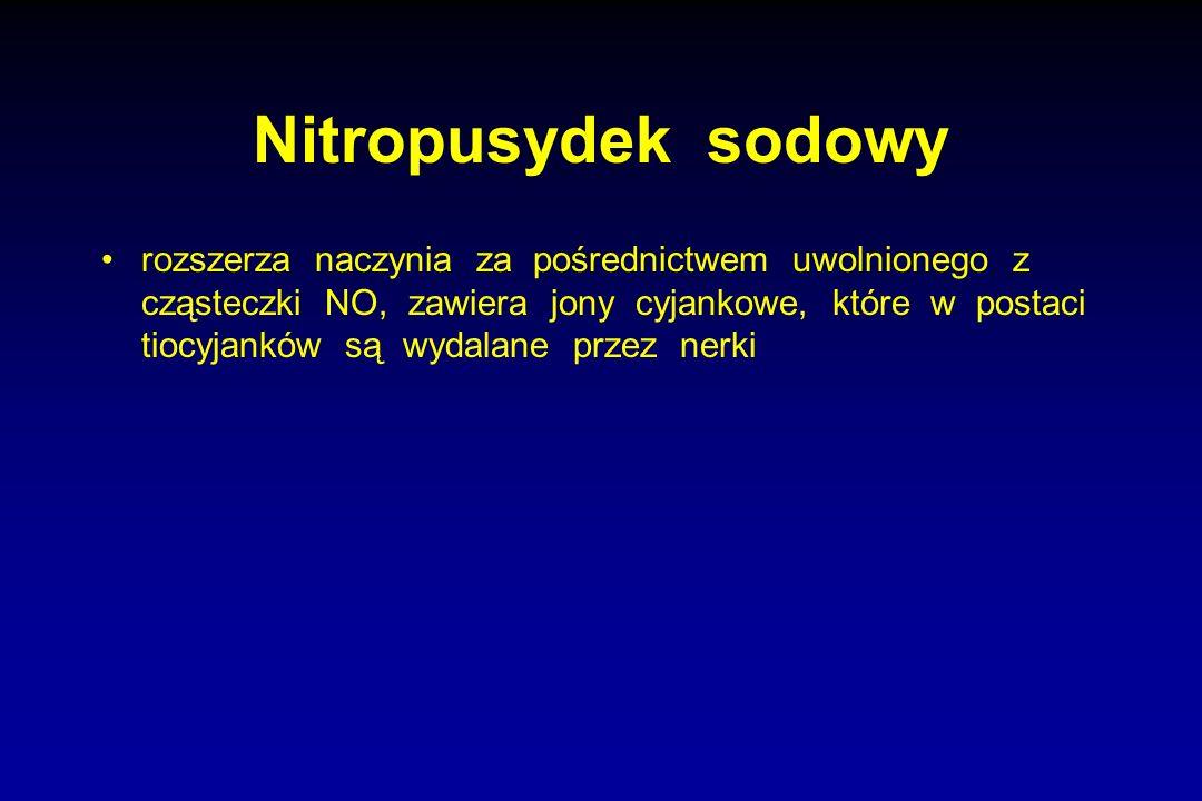 Nitropusydek sodowy