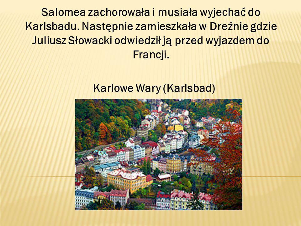 Karlowe Wary (Karlsbad)