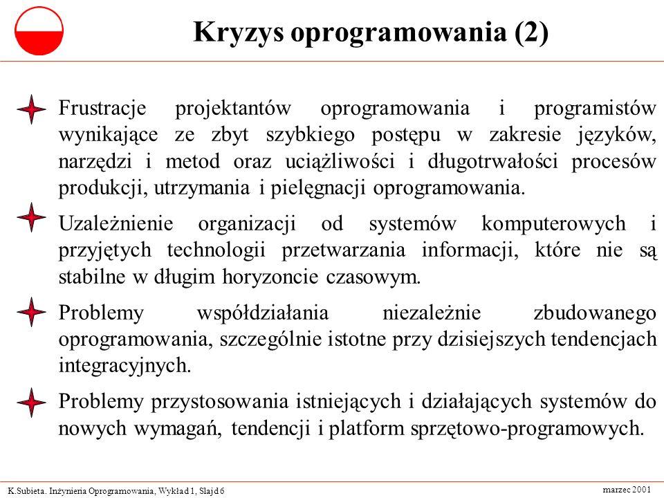 Kryzys oprogramowania (2)
