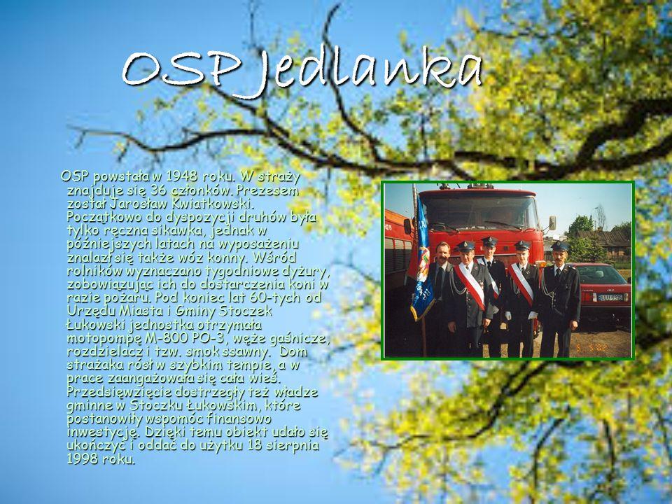 OSP Jedlanka