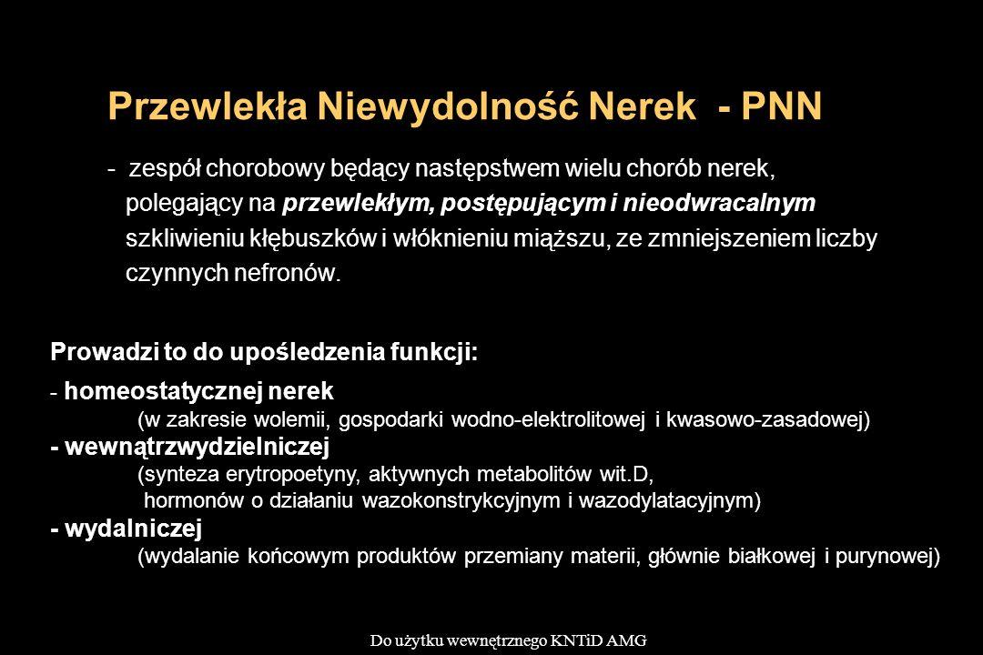 Przewlekła Niewydolność Nerek - PNN