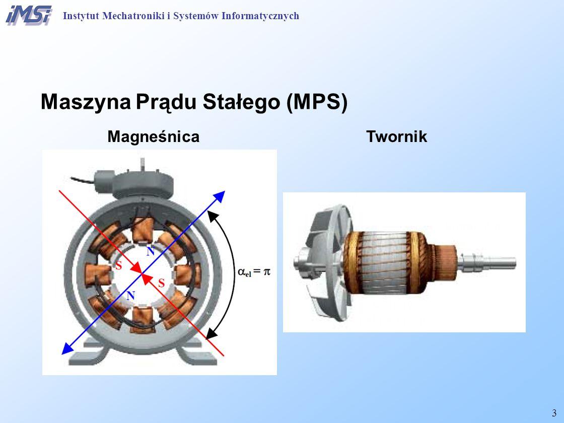 Maszyna Prądu Stałego (MPS)