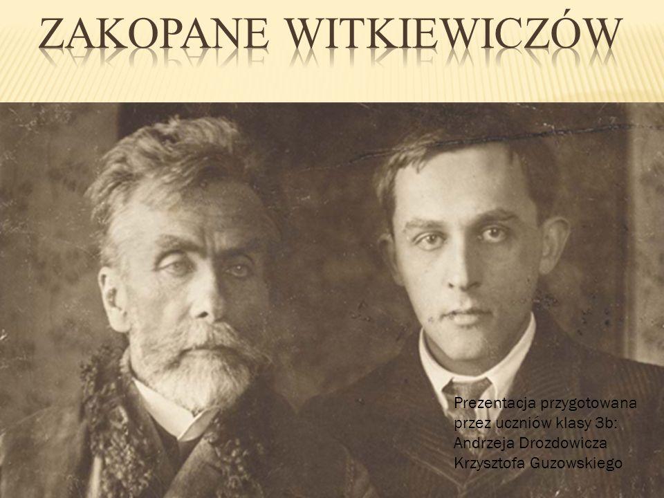 Zakopane Witkiewiczów