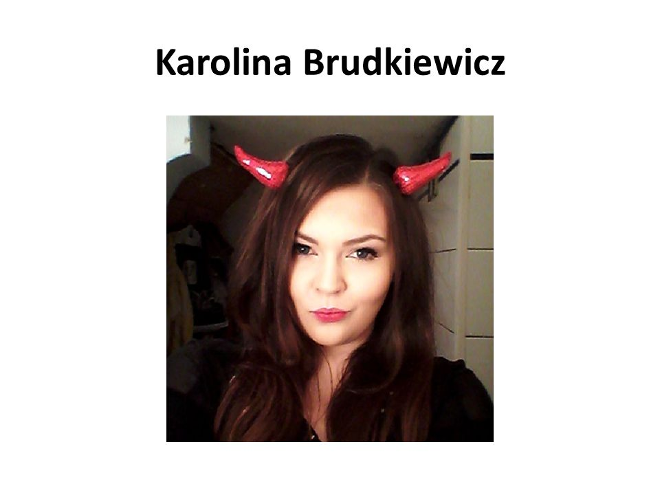 Karolina Brudkiewicz