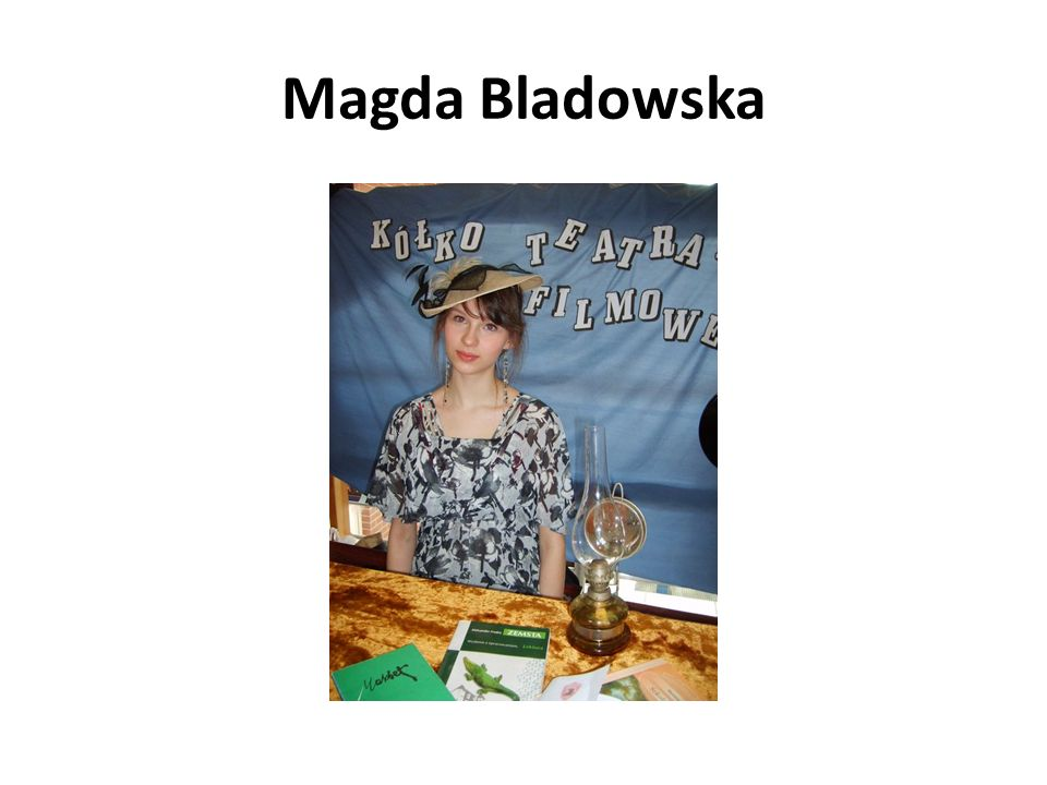 Magda Bladowska