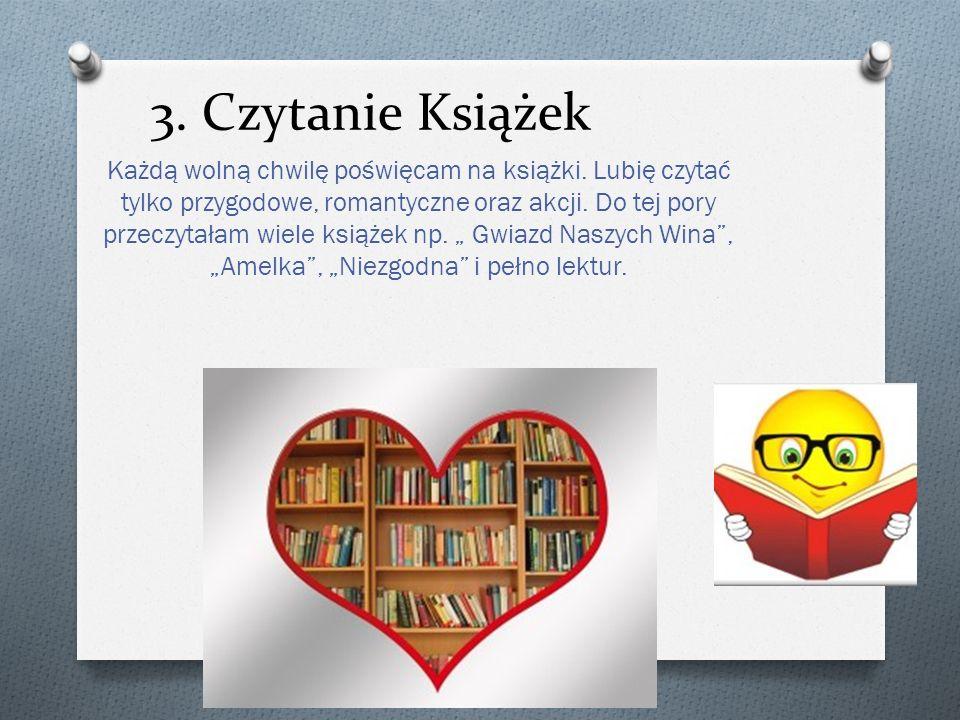 3. Czytanie Książek